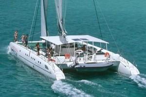 catamaran en famille